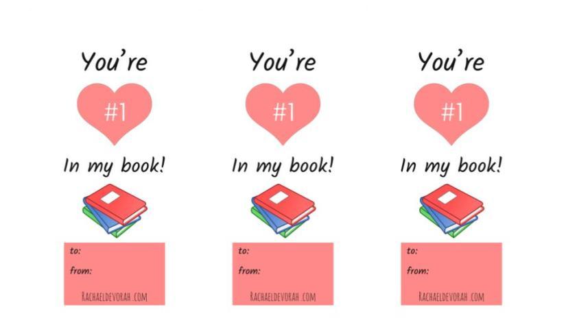 Vday book mark (1)